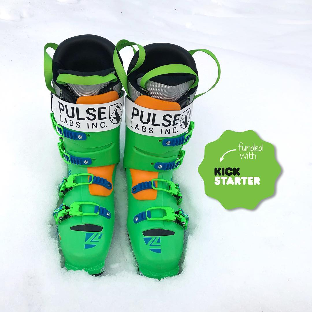 The Pulse Proflex Successfully Funded with Kickstarter